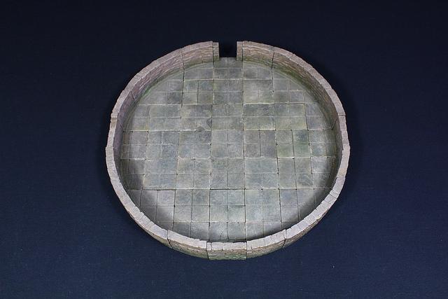 Dungeonext Circular Room Set