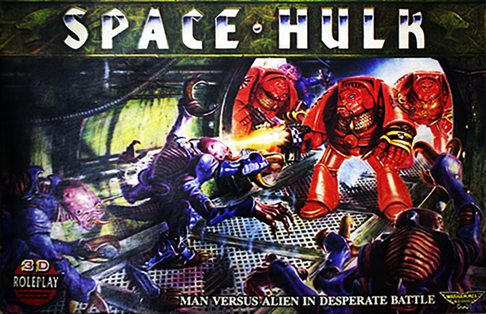 Space Hulk 1989