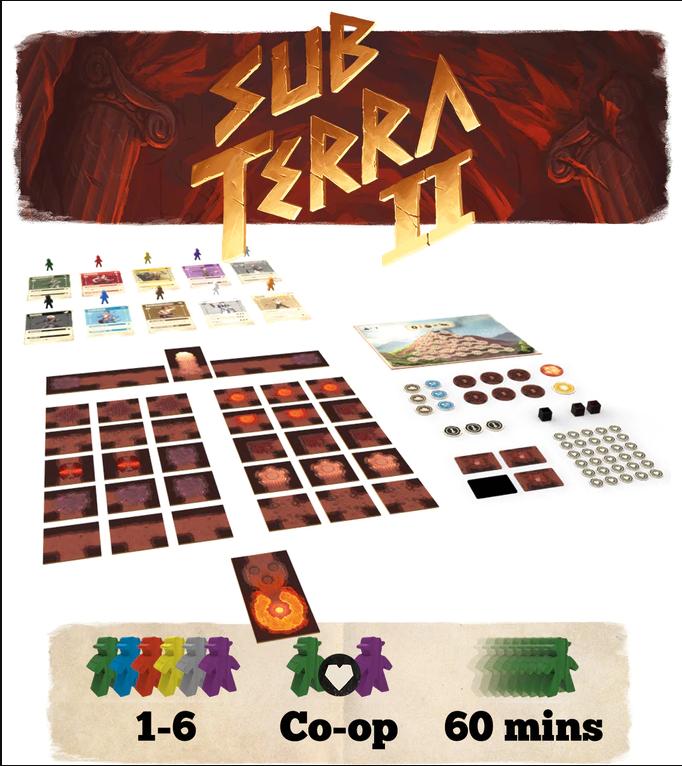 Sub Terra Inferno's Edge