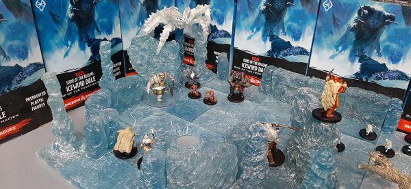 DungeoNext : Ice Caverns !