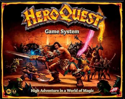 HeroQuest : The Quest is Calling