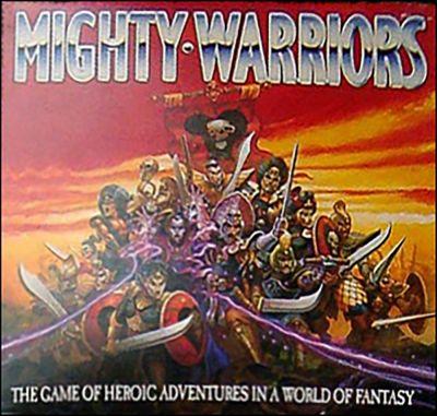 Mighty Warriors