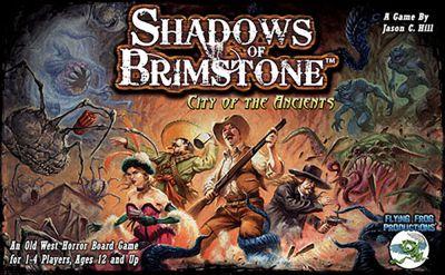 Shadows of Brimstone : City of the Ancients