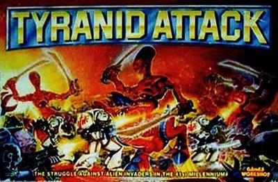 Tyranid Attack