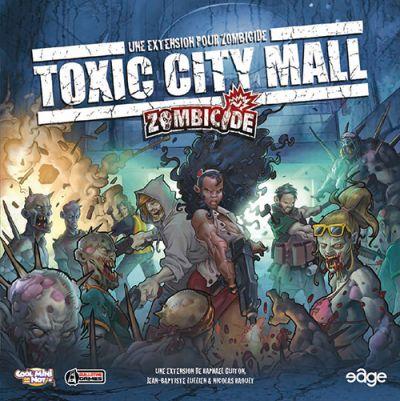 Toxic City Mall