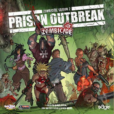 Zombicide : Prison Outbreak